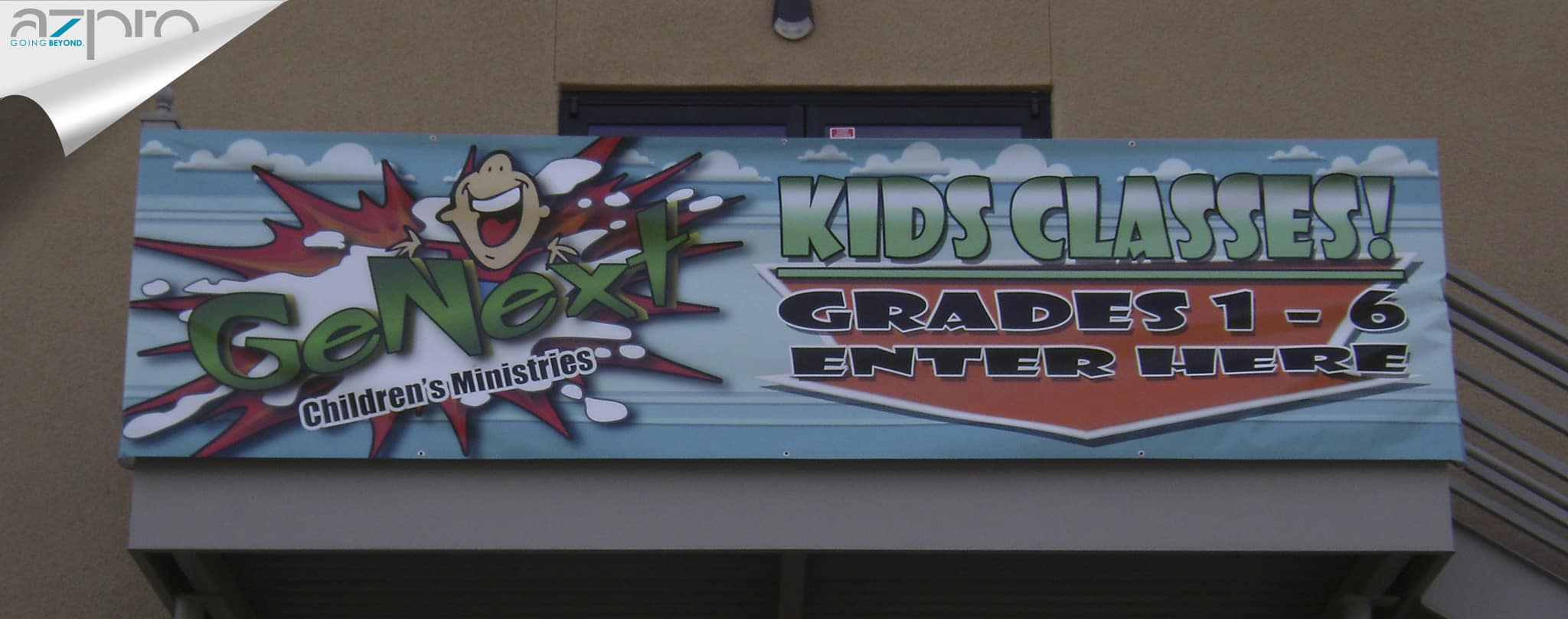 Get The Word Out With Phoenix Custom Vinyl Banners