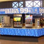 Fry's Food Stores P.O.P Beverage Wrap