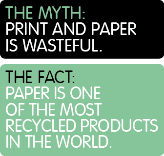 Print and Paper myth4