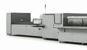 HP Scitex 11000 for large format printing