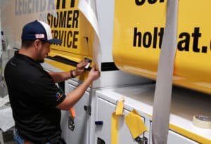 nationwide retail signage printing and installation