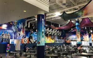 nasa corporate wall graphics