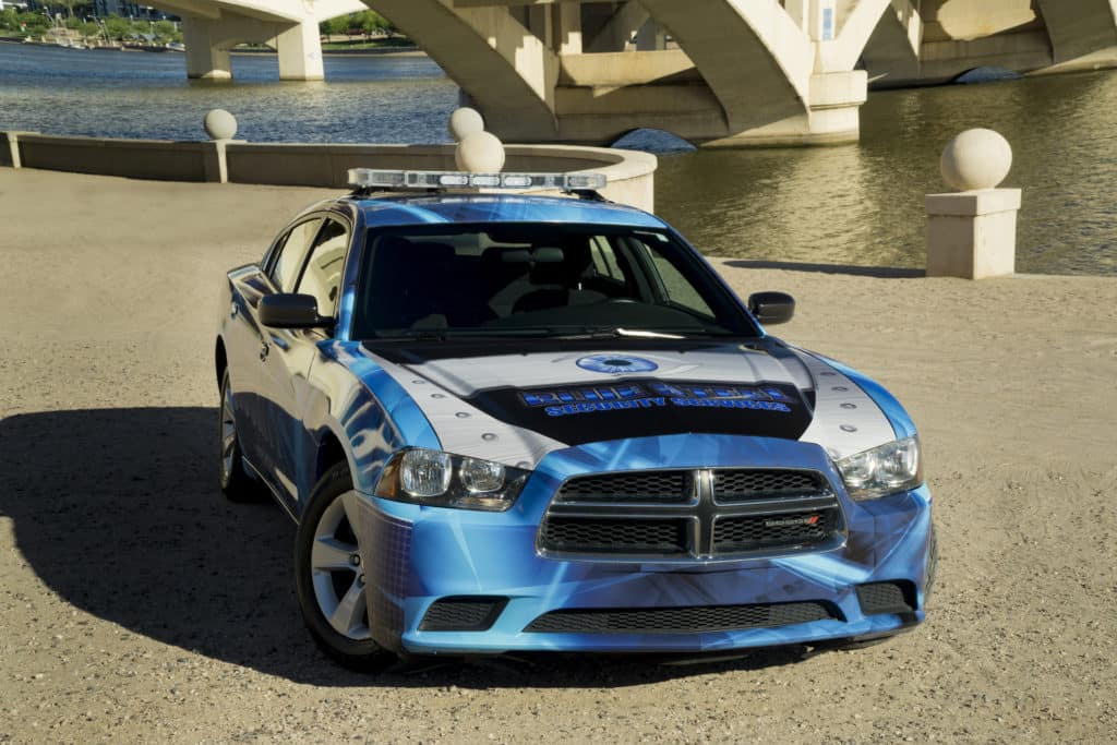 Blue Steel Fleet & vehicle wrap