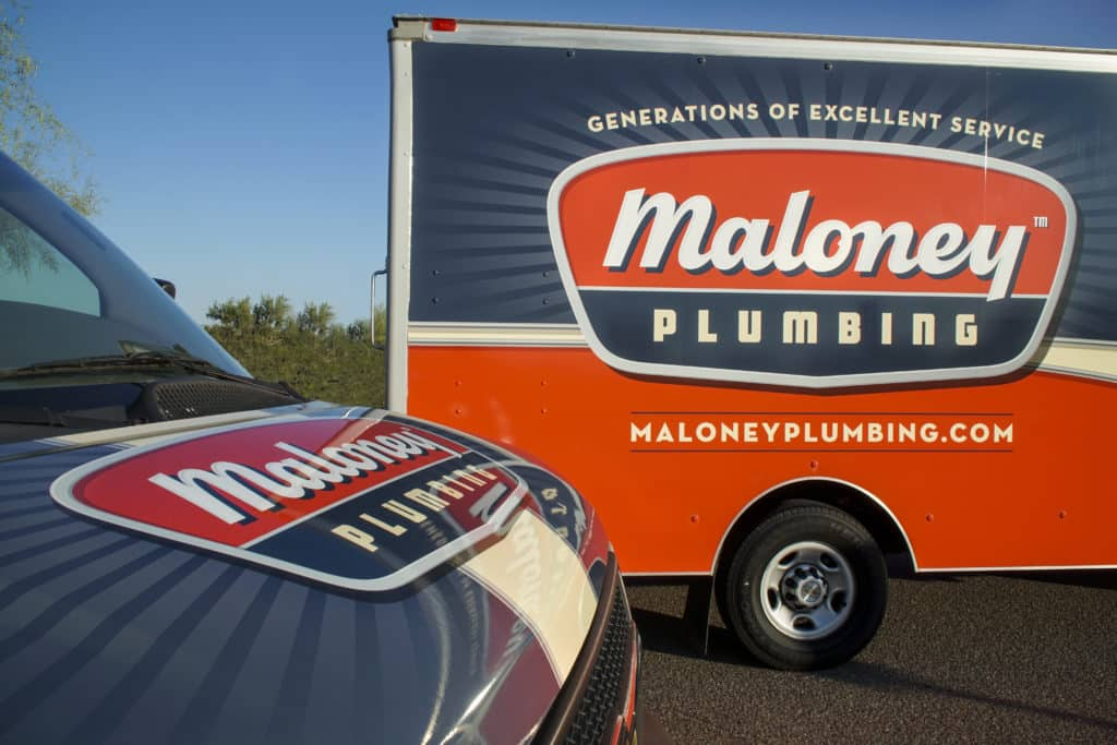 Maloney Fleet & vehicle wrap