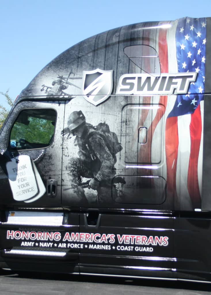 Swift Fleet & vehicle wrap