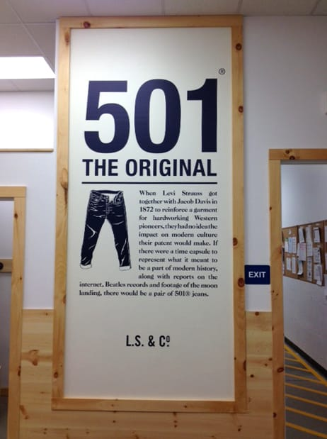 The Precision Group – Levis